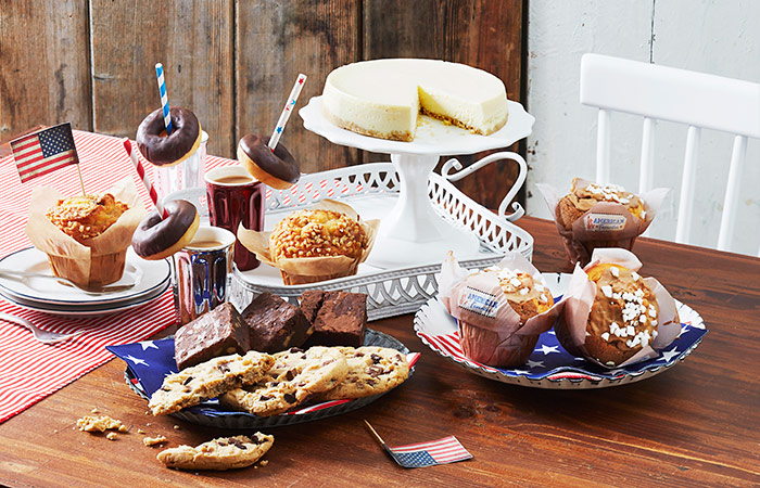 American Favorites, Bakery for MigrosMagazin