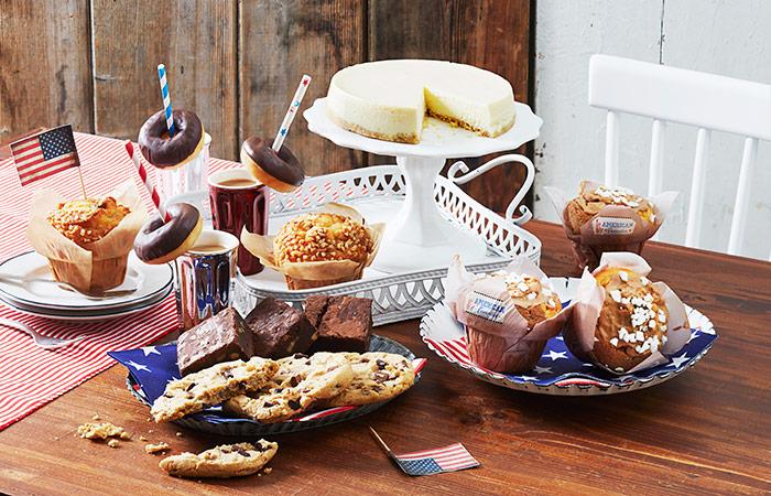 American Favorites, Bakery for MigrosMagazin