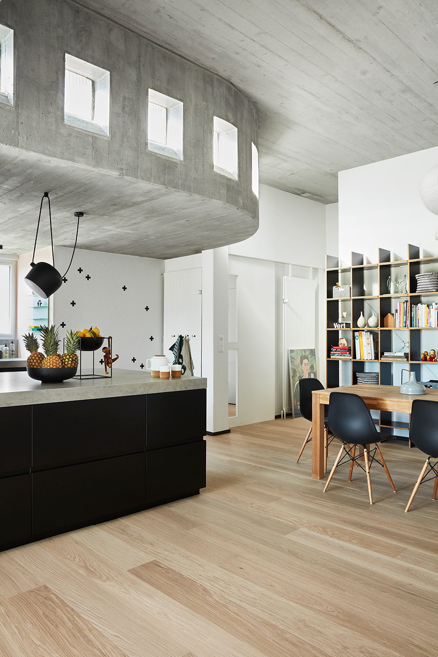 Bauwerk, kitchen